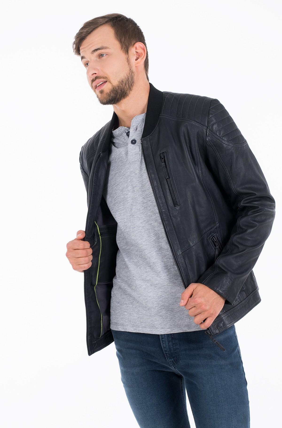 Leather jacket Tobi-full-2