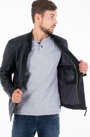 Leather jacket Tobi-3