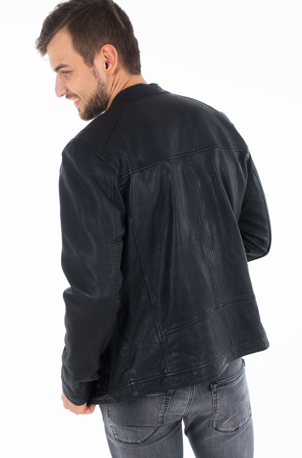 Leather jacket Stewart-full-3