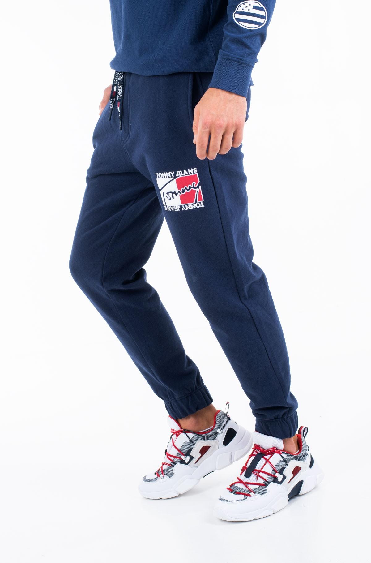 Sportinės kelnės TJM GRAPHIC SWEATPANT-full-1