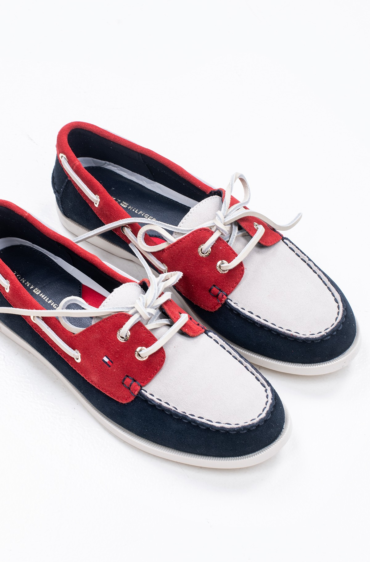 Mokassiinid CLASSIC SUEDE BOAT SHOE-full-1