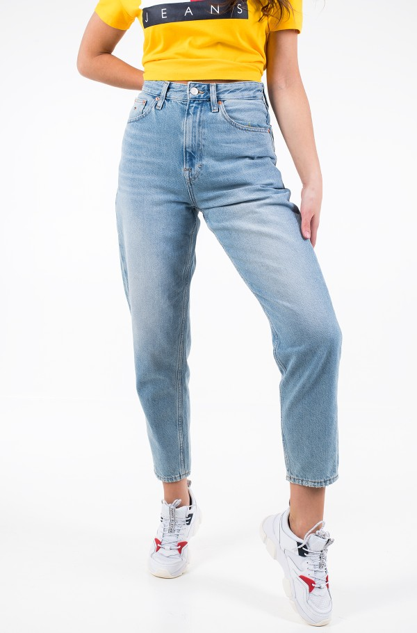 MOM JEAN HIGH RISE TAPERED SNDL-hover
