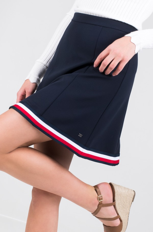 ANGELA GLOBAL STP SHORT SKIRT-hover