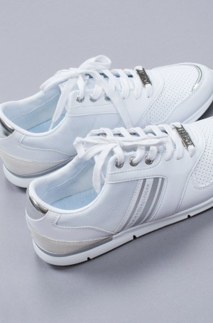 Tennised METALLIC LIGHTWEIGHT SNEAKERS-1