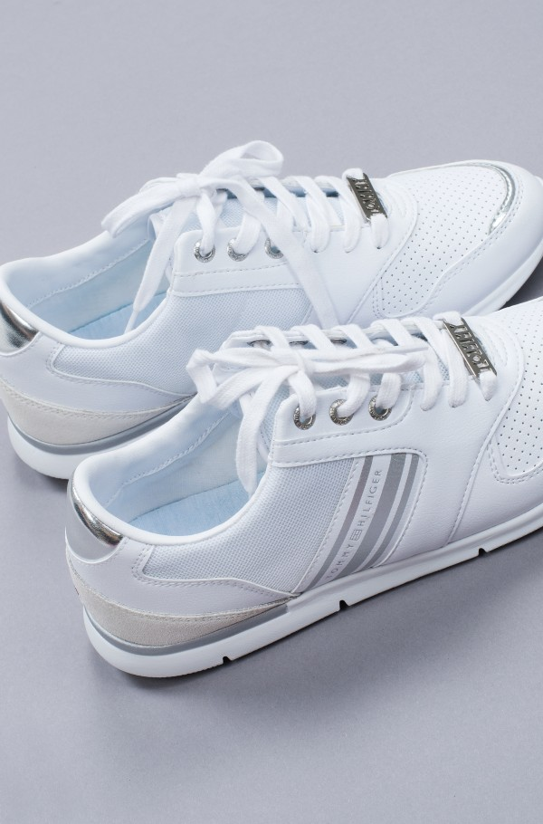 METALLIC LIGHTWEIGHT SNEAKERS