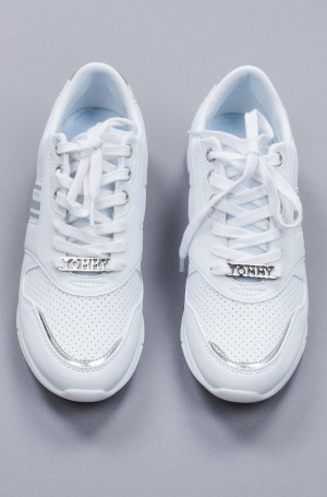 Tennised METALLIC LIGHTWEIGHT SNEAKERS-3