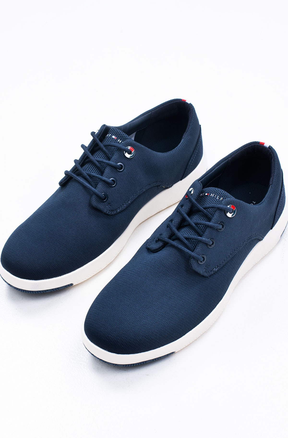 Casual shoes LIGHTWEIGHT TEXTILE LACE UP SHOE-full-1