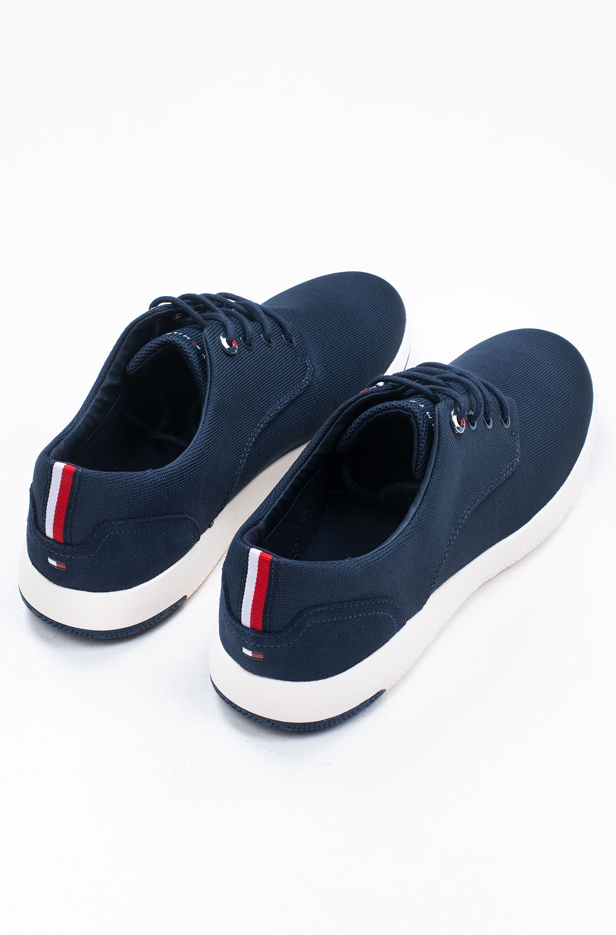 Casual shoes LIGHTWEIGHT TEXTILE LACE UP SHOE-full-4