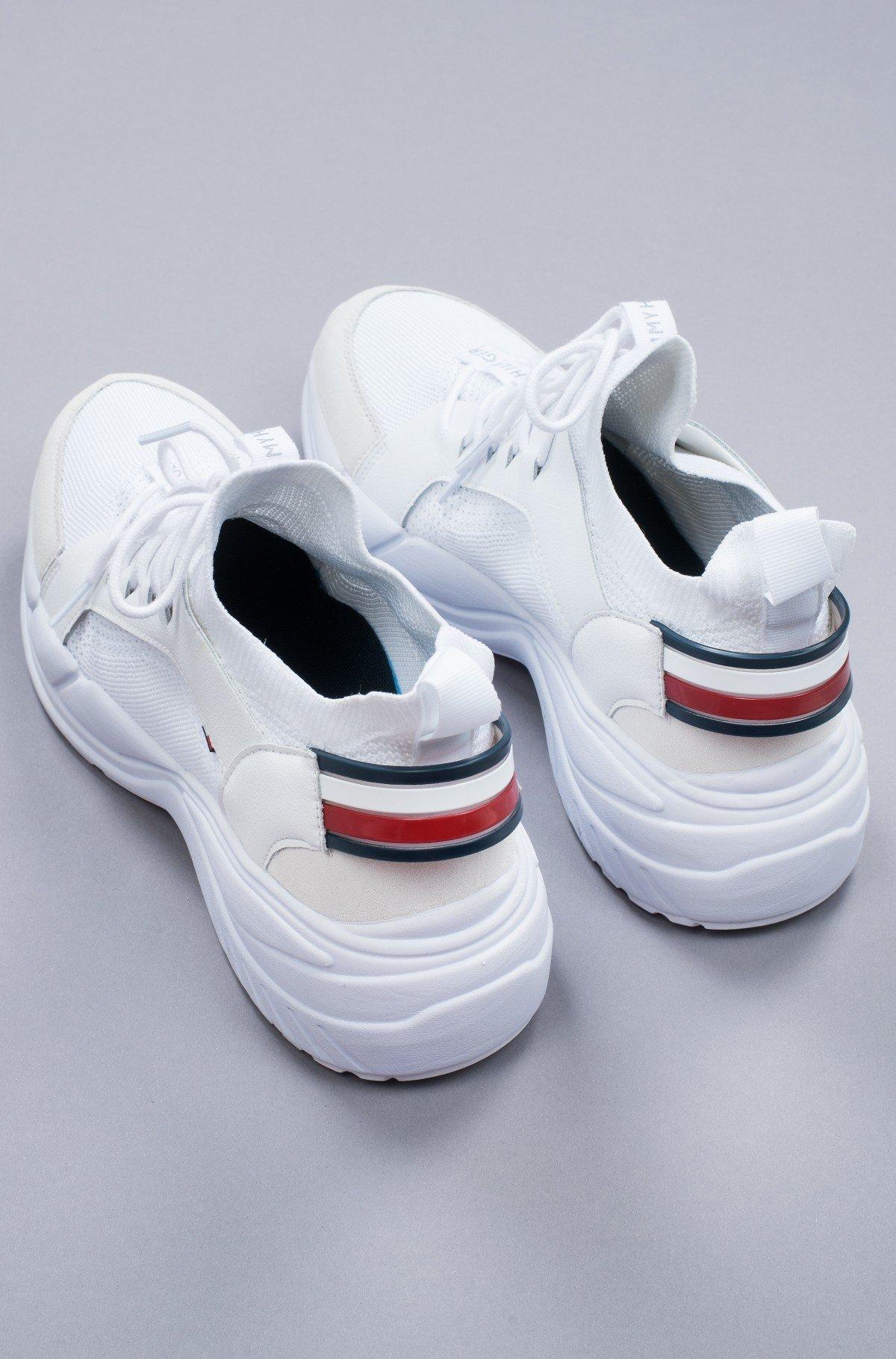 Sneakers CHUNKY KNIT SNEAKER-full-4