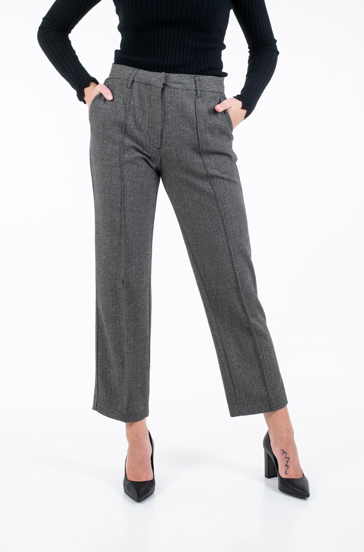 Kelnės su kantu ROSENDA/PL211353-full-1