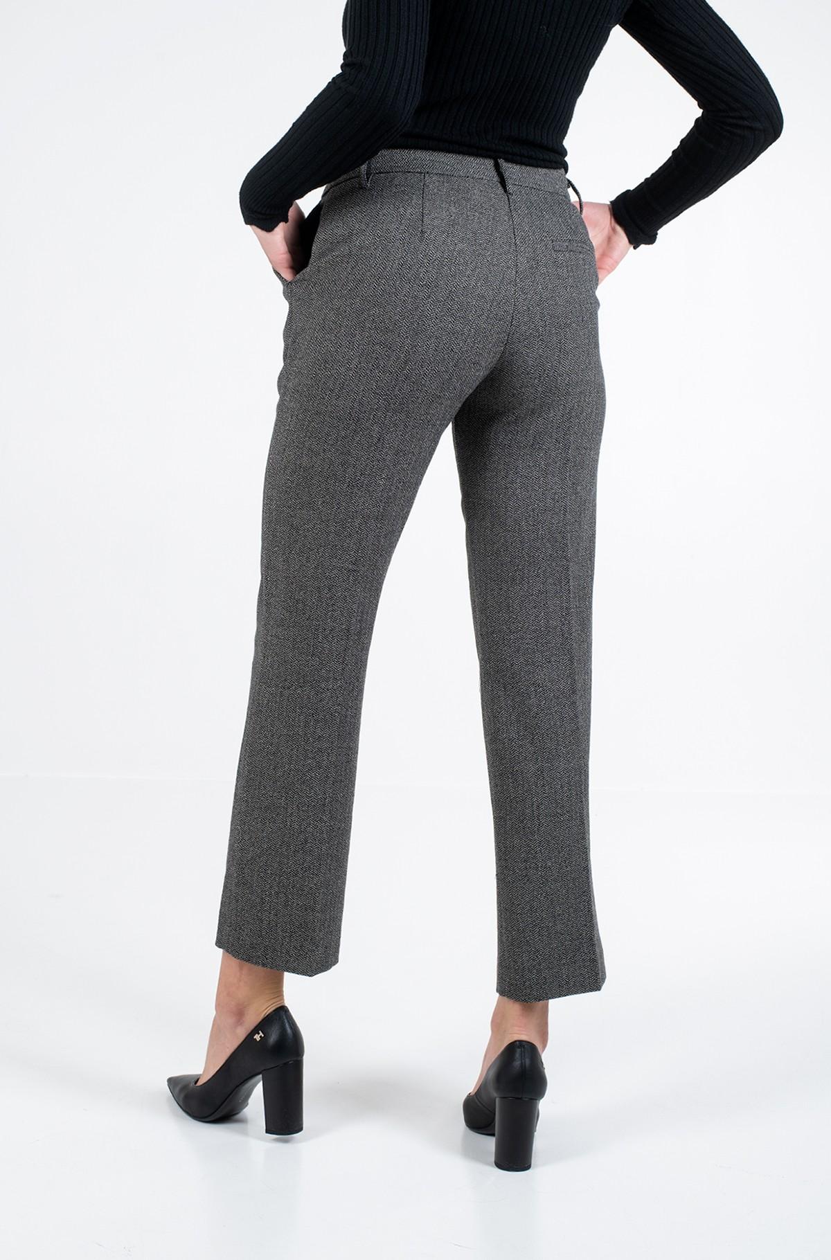 Kelnės su kantu ROSENDA/PL211353-full-3