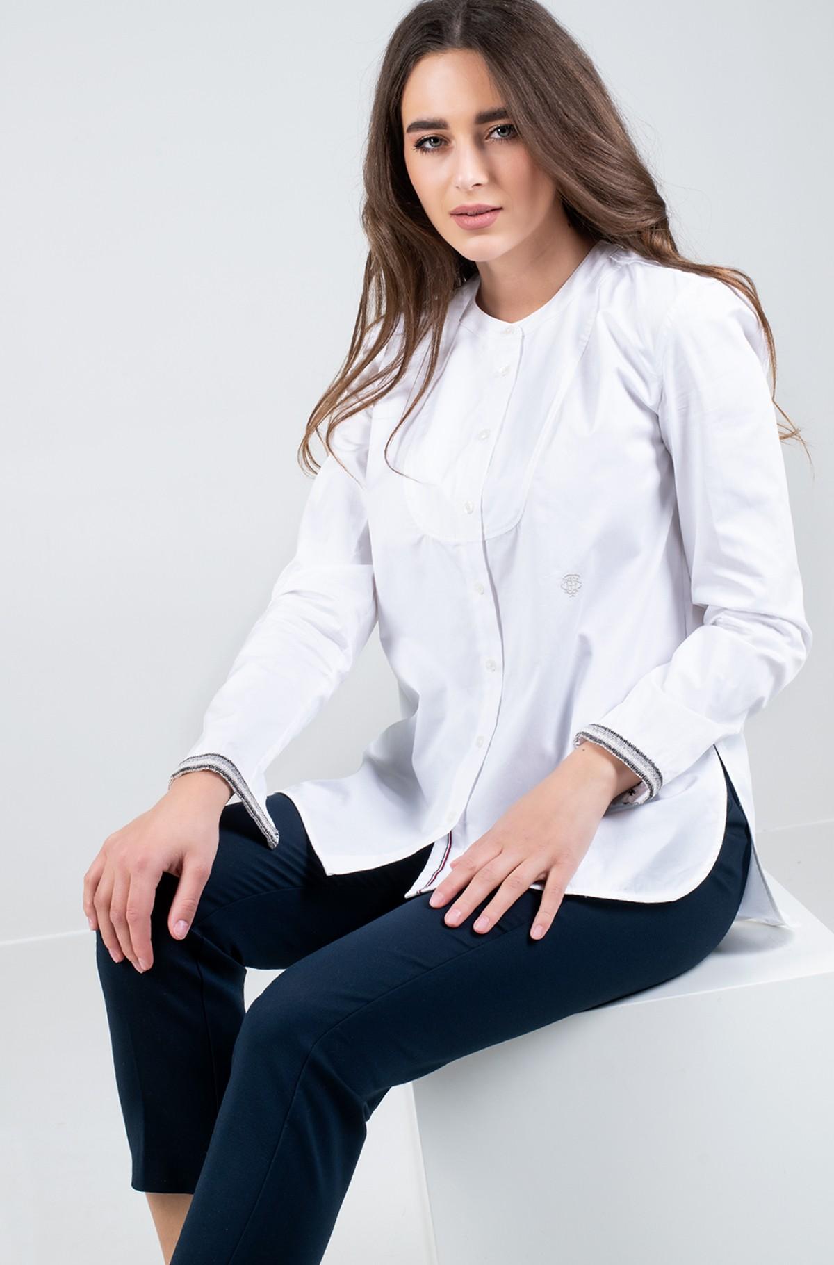 Marškiniai OC DEBBIE SHIRT LS W4-full-1