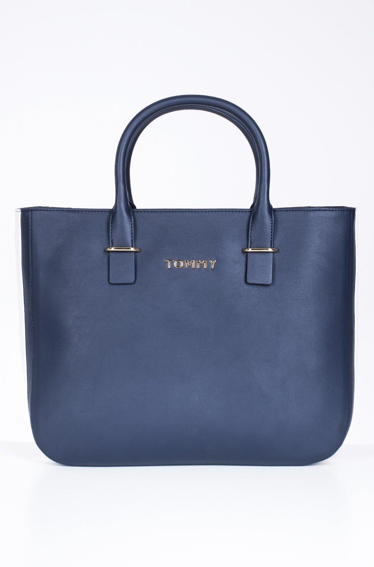 Handbag TOMMY STAPLE SATCHEL-full-1