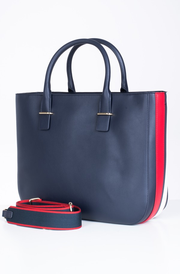 TOMMY STAPLE SATCHEL-hover