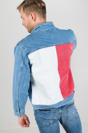 Denim jacket OVERSIZE TRUCKER JACKET TMYFLG-2