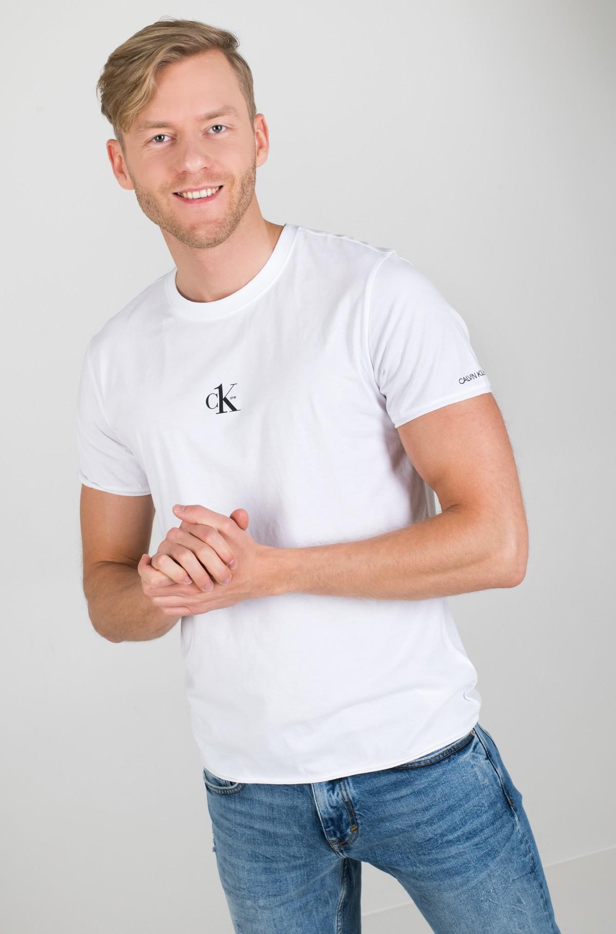 Marškinėliai SMALL LOGO REGULAR SS TEE-full-1
