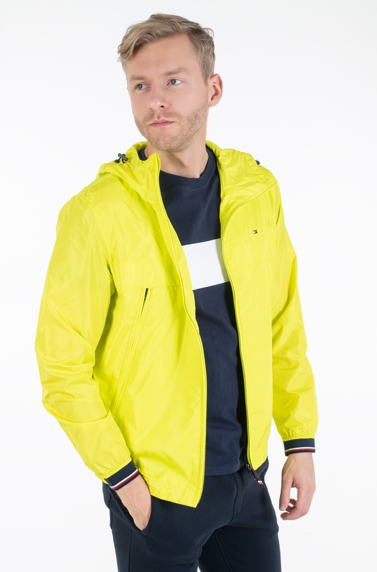 Lietaus striukė LIGHT WEIGHT HOODED JACKET-full-1