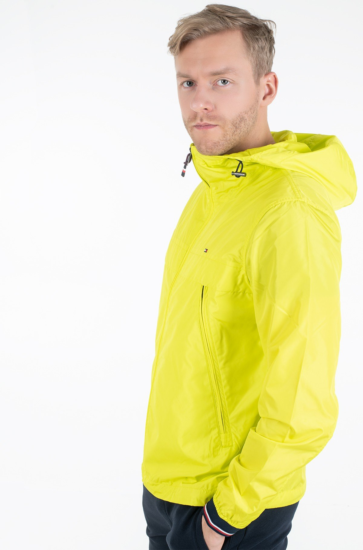 Lietaus striukė LIGHT WEIGHT HOODED JACKET-full-2