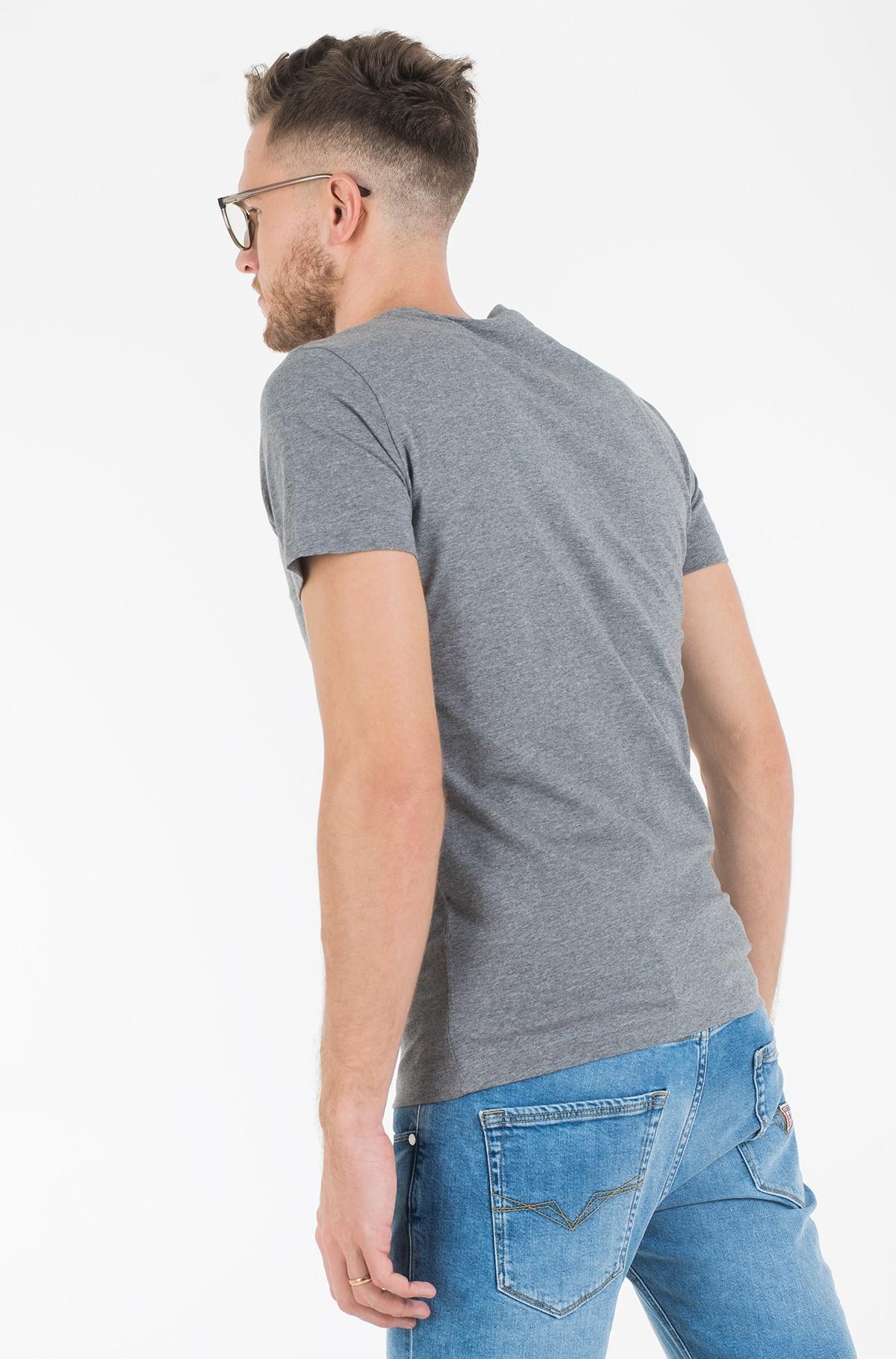 T-shirt ICONIC MONOGRAM SS SLIM TEE-full-3