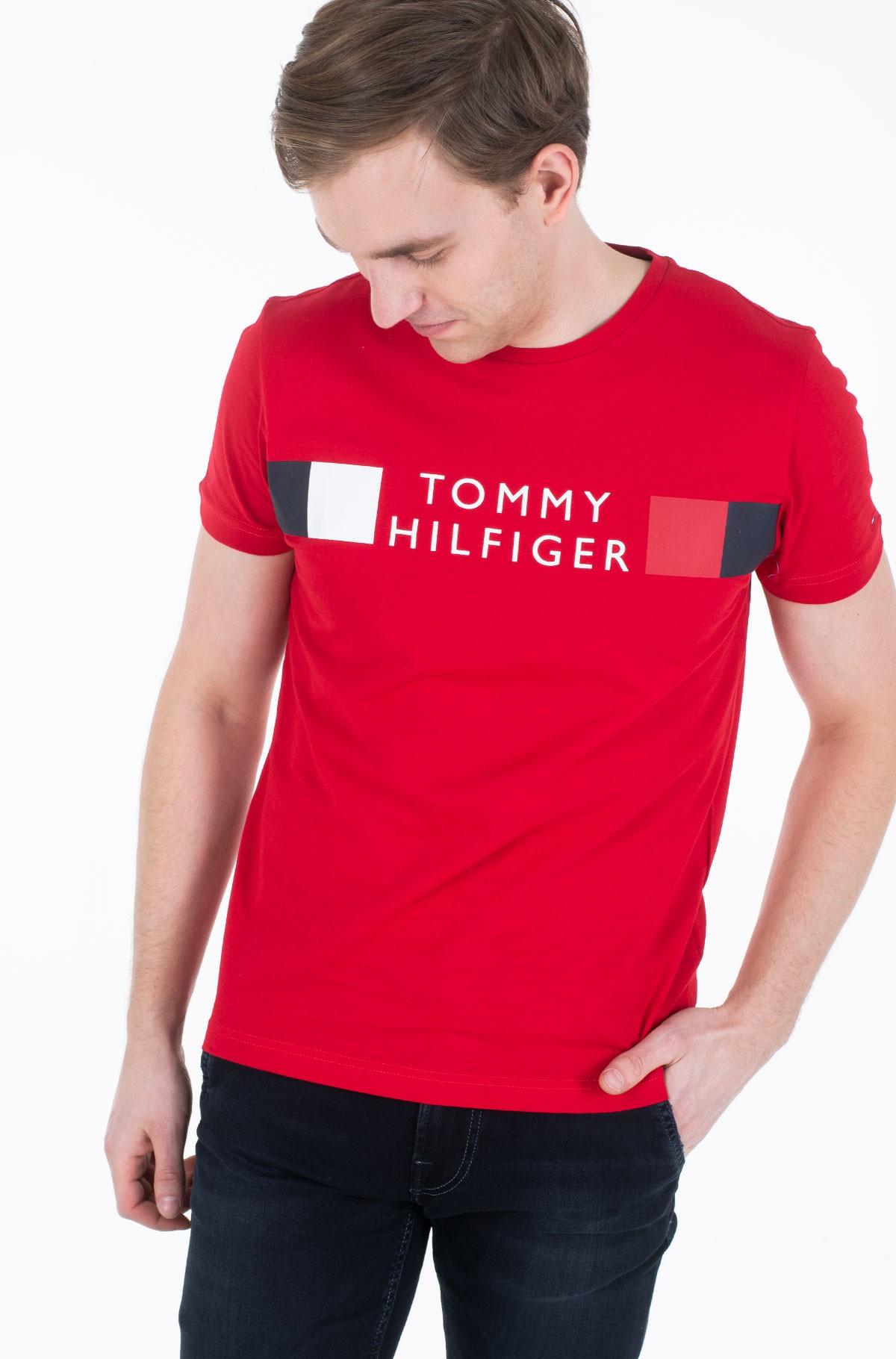 Marškinėliai RWB STRIPE TEE-full-1