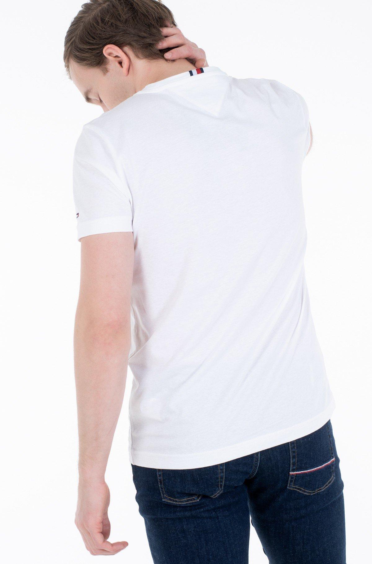 Marškinėliai ABSTRACT STRIPE TEE-full-3