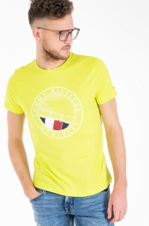 Marškinėliai ROUND NAVAL TEE-1