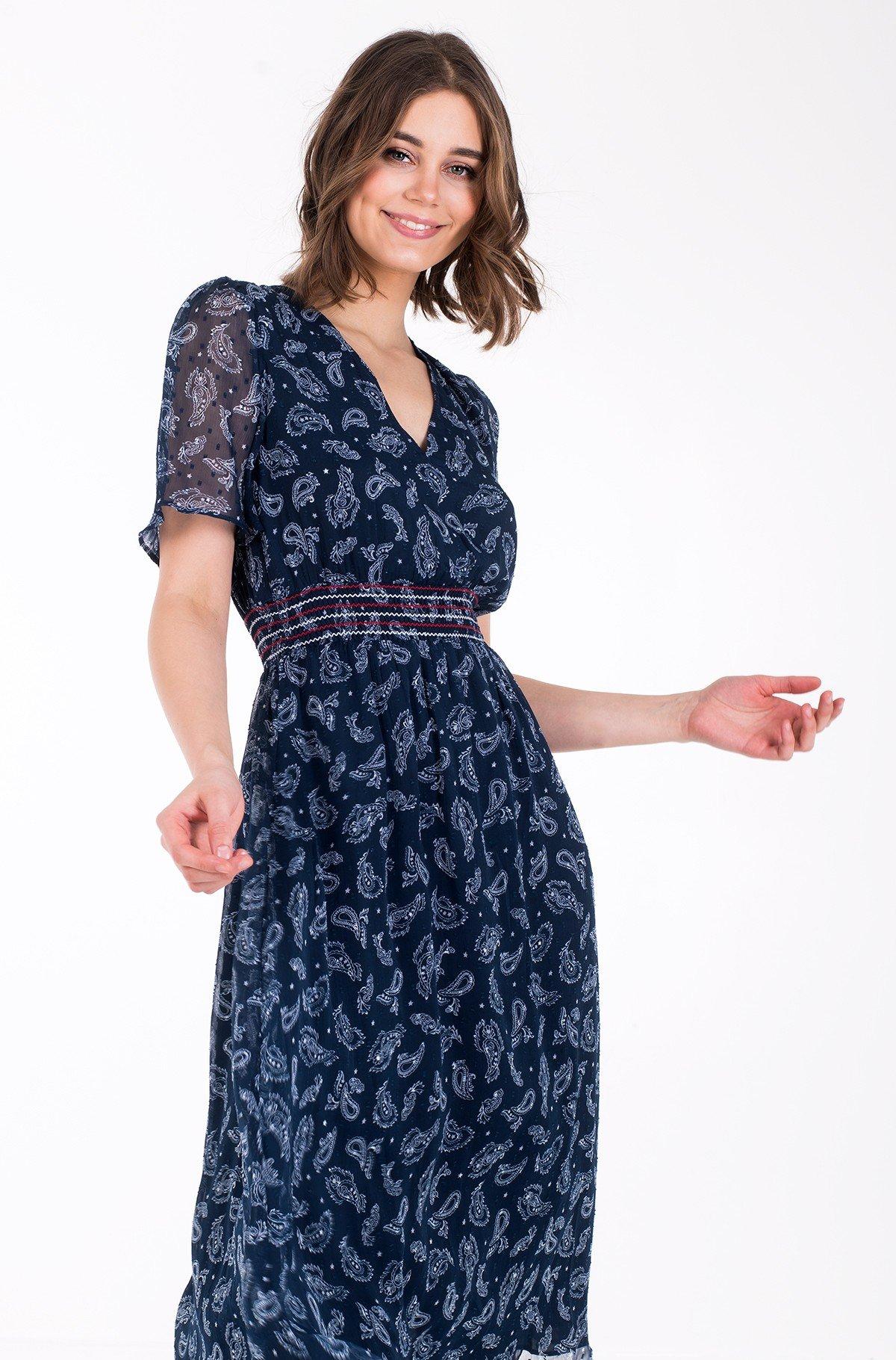 Suknelė TJW OPEN BACK DRESS-full-1
