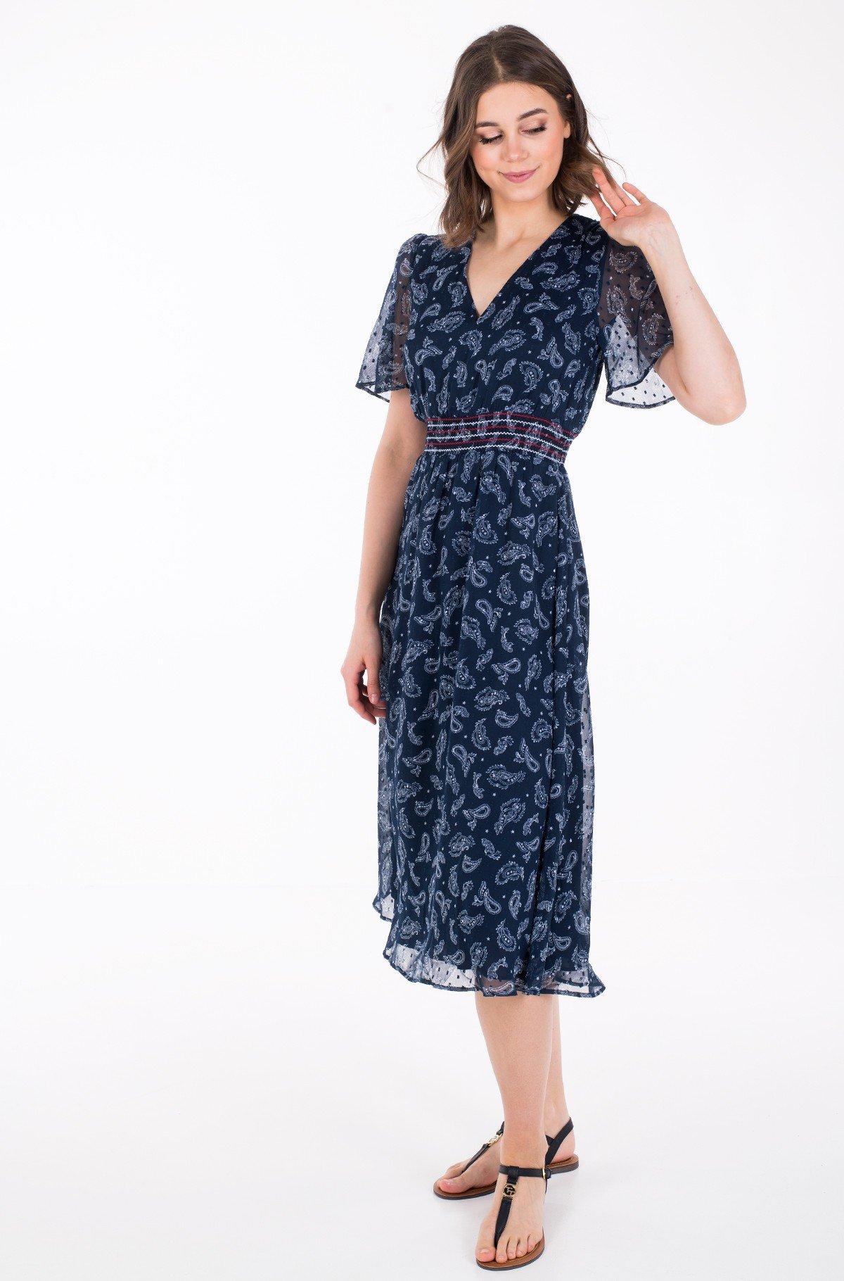 Suknelė TJW OPEN BACK DRESS-full-2