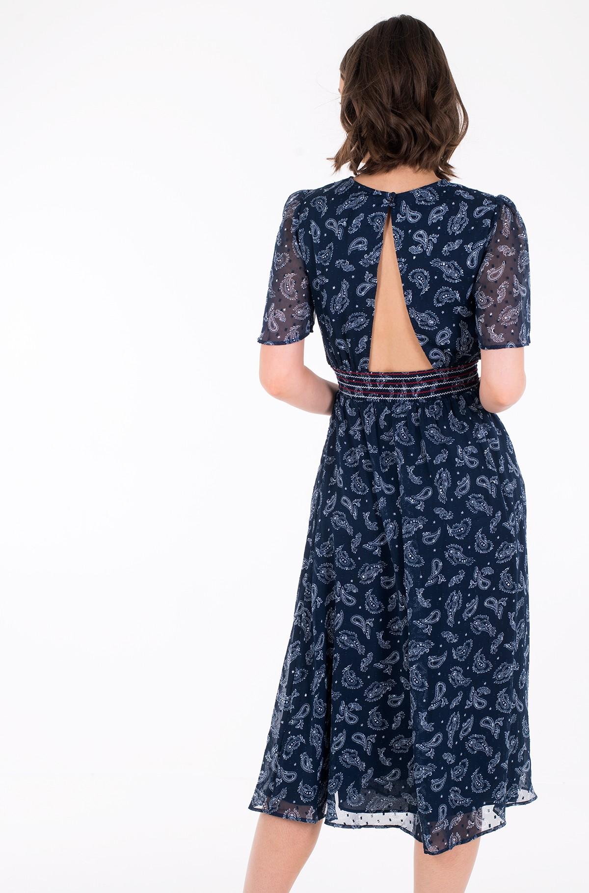 Suknelė TJW OPEN BACK DRESS-full-3