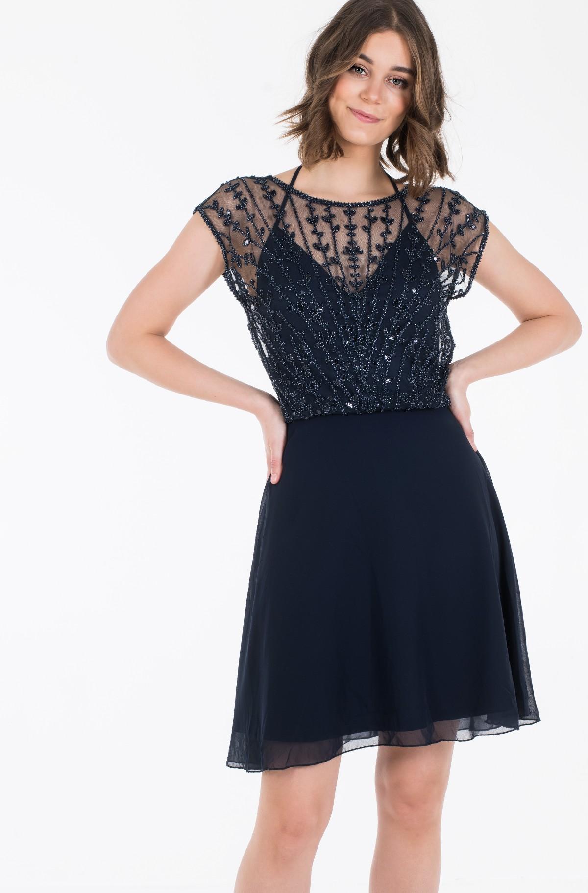 Suknelė su žvyneliais W760P20-full-1