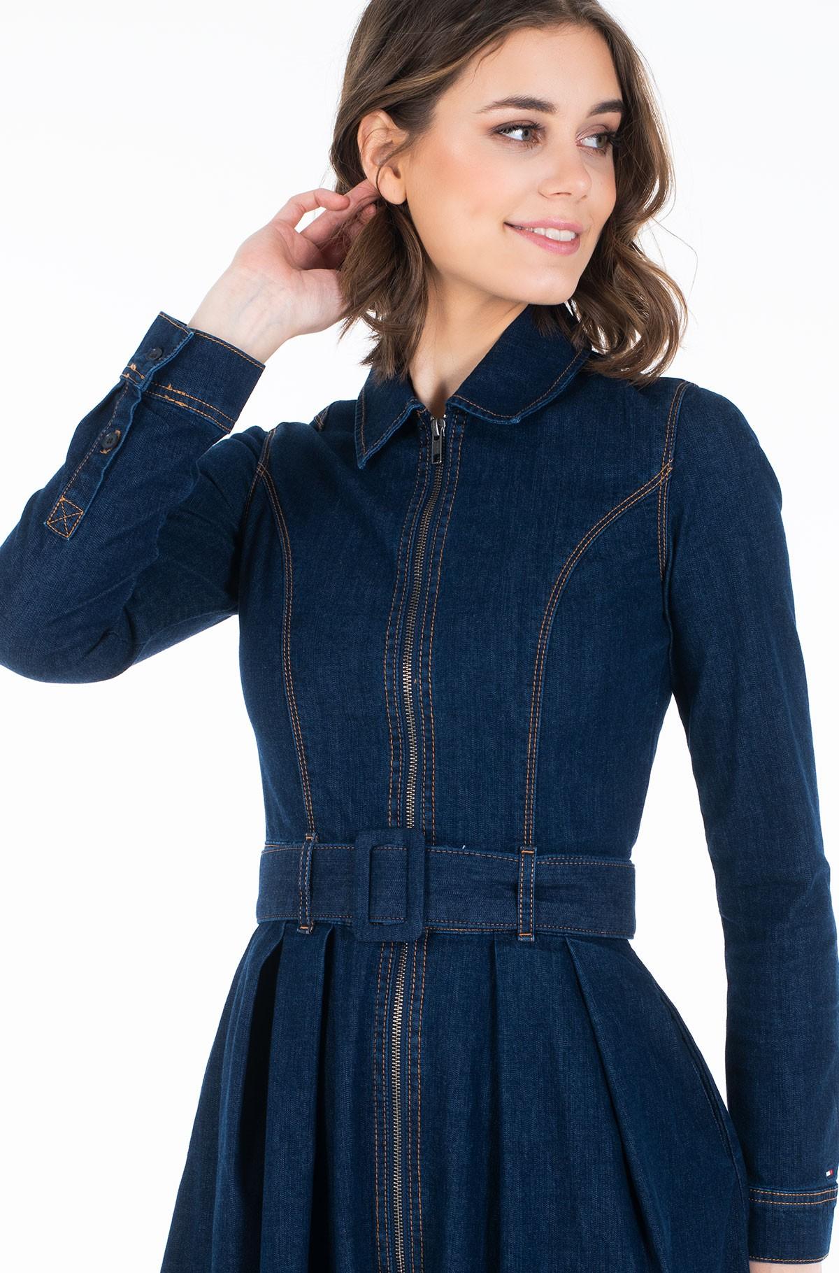 Džinsinė suknelė  DRESS UTA-full-2