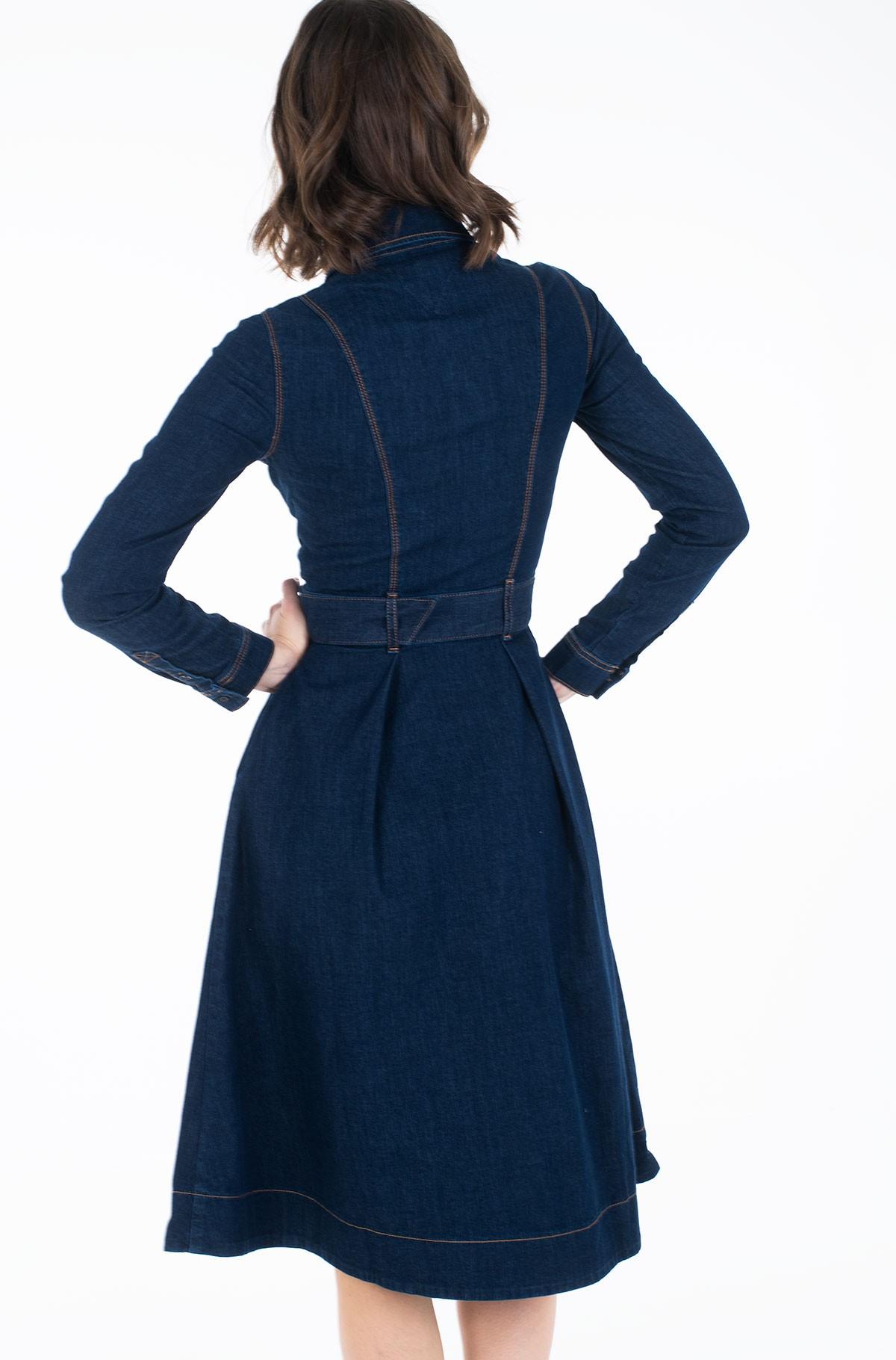 Džinsinė suknelė  DRESS UTA-full-3