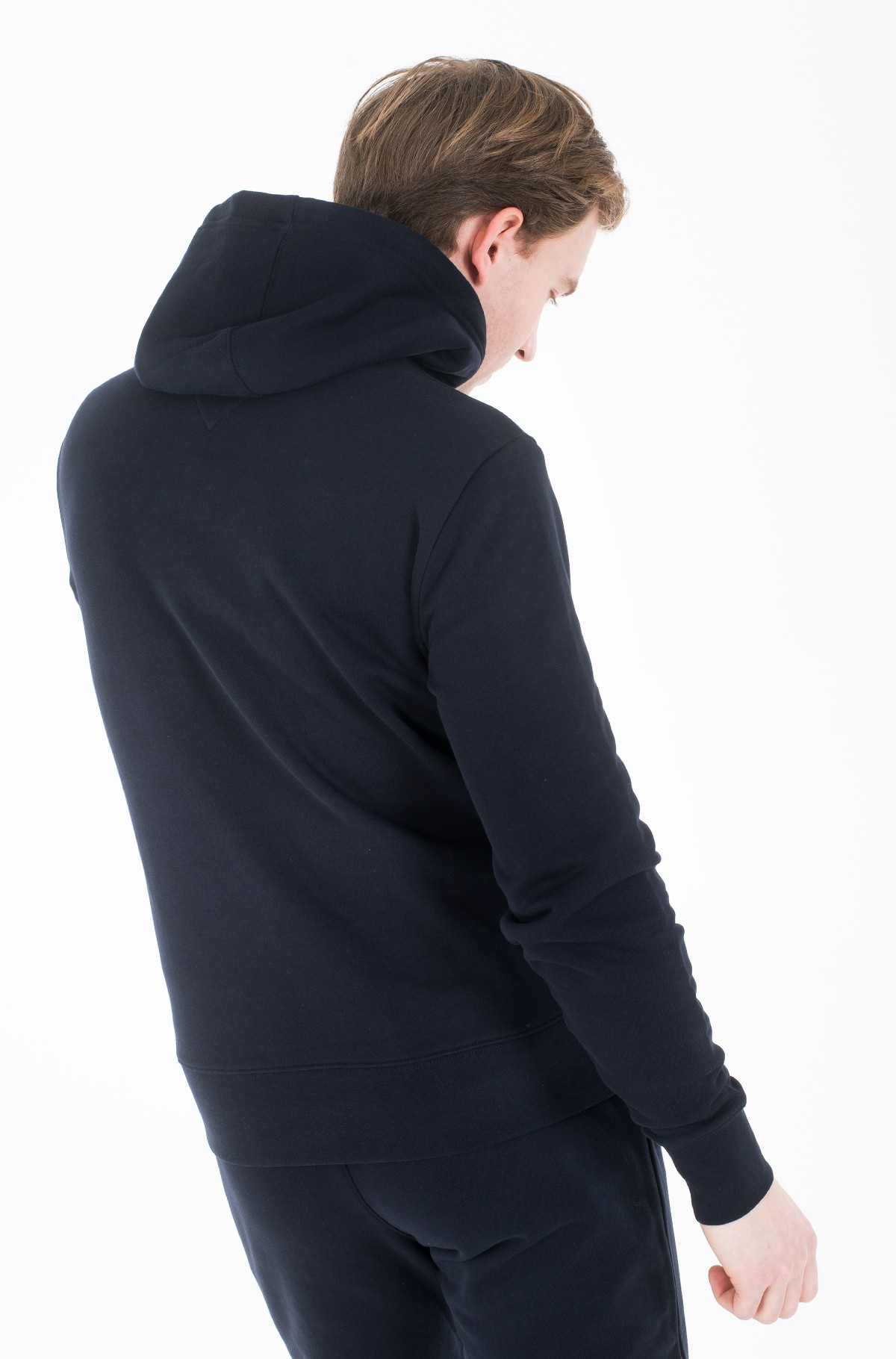 Džemperis BASIC EMBROIDERED HOODY-full-3