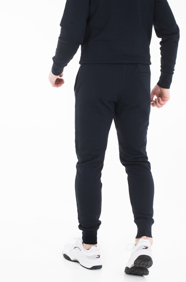 BASIC EMBROIDERED SWEATPANTS-hover