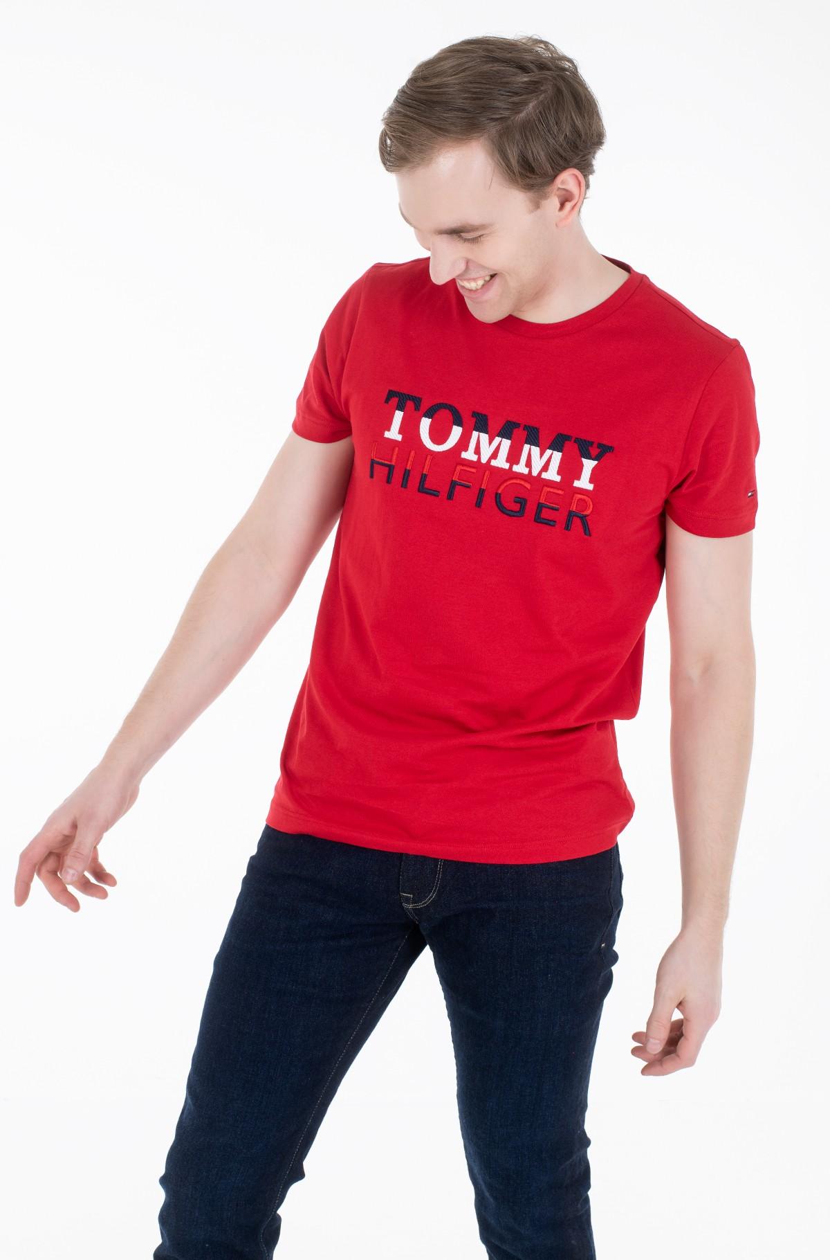 Marškinėliai CORP TEXTURE EMBRO TEE-full-1