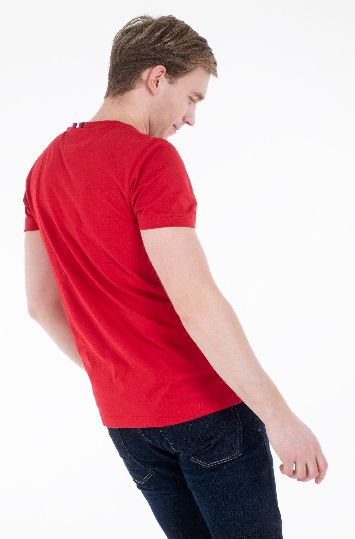 Marškinėliai CORP TEXTURE EMBRO TEE-full-3