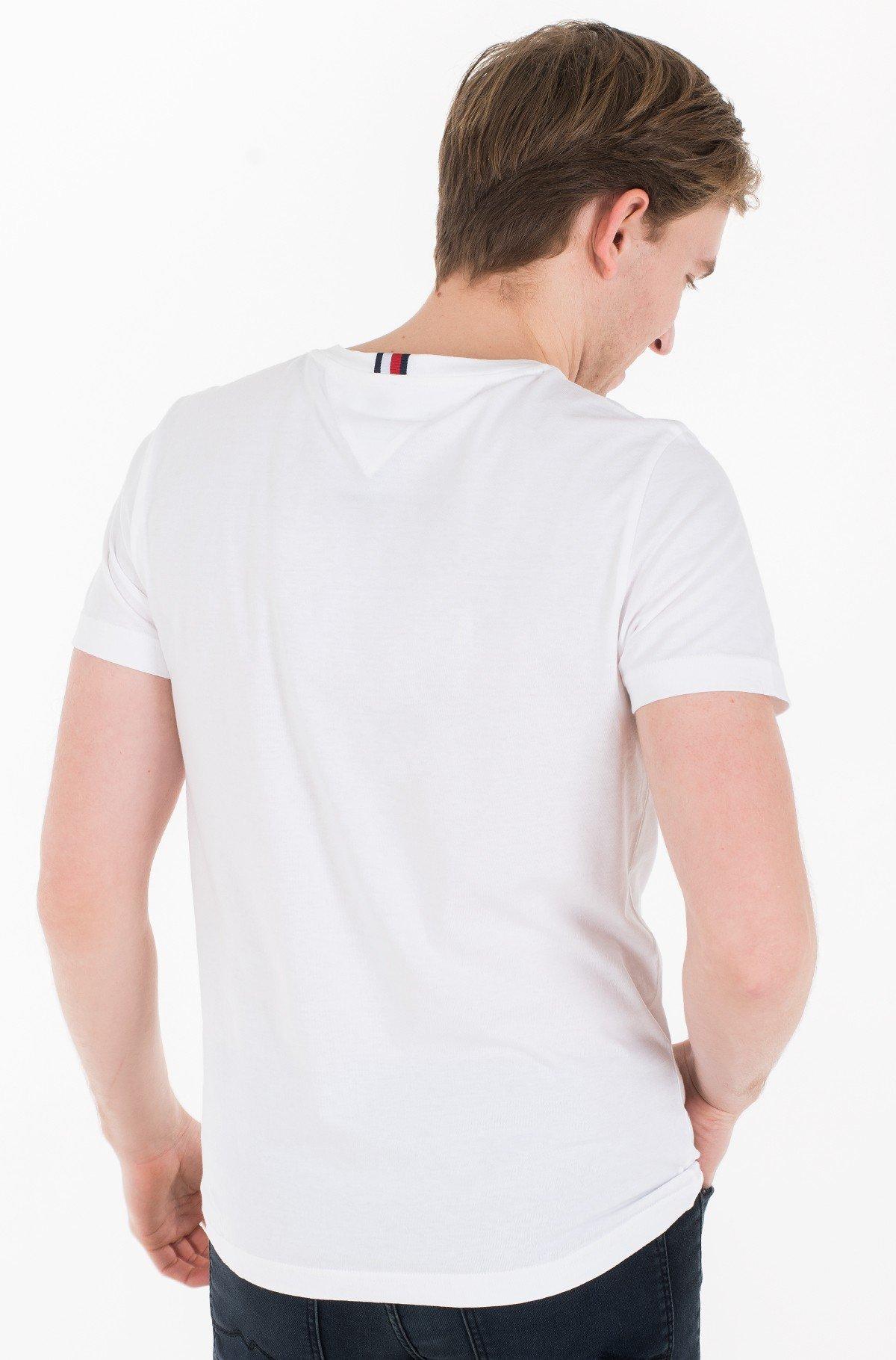 Marškinėliai HILFIGER SQUARES TEE-full-2