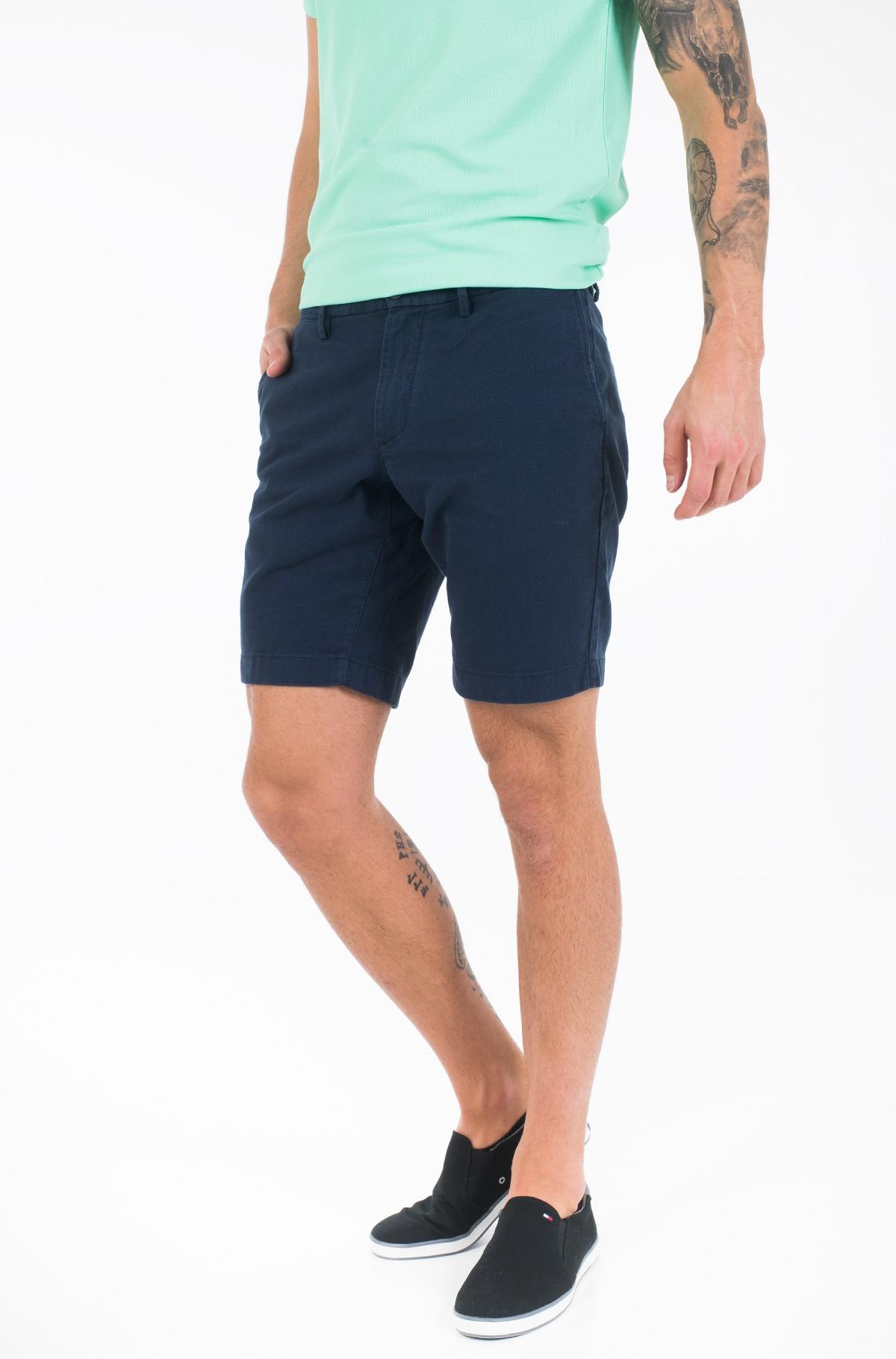 Lühikesed püksid BROOKLYN SHORT DOBBY GMD-full-1
