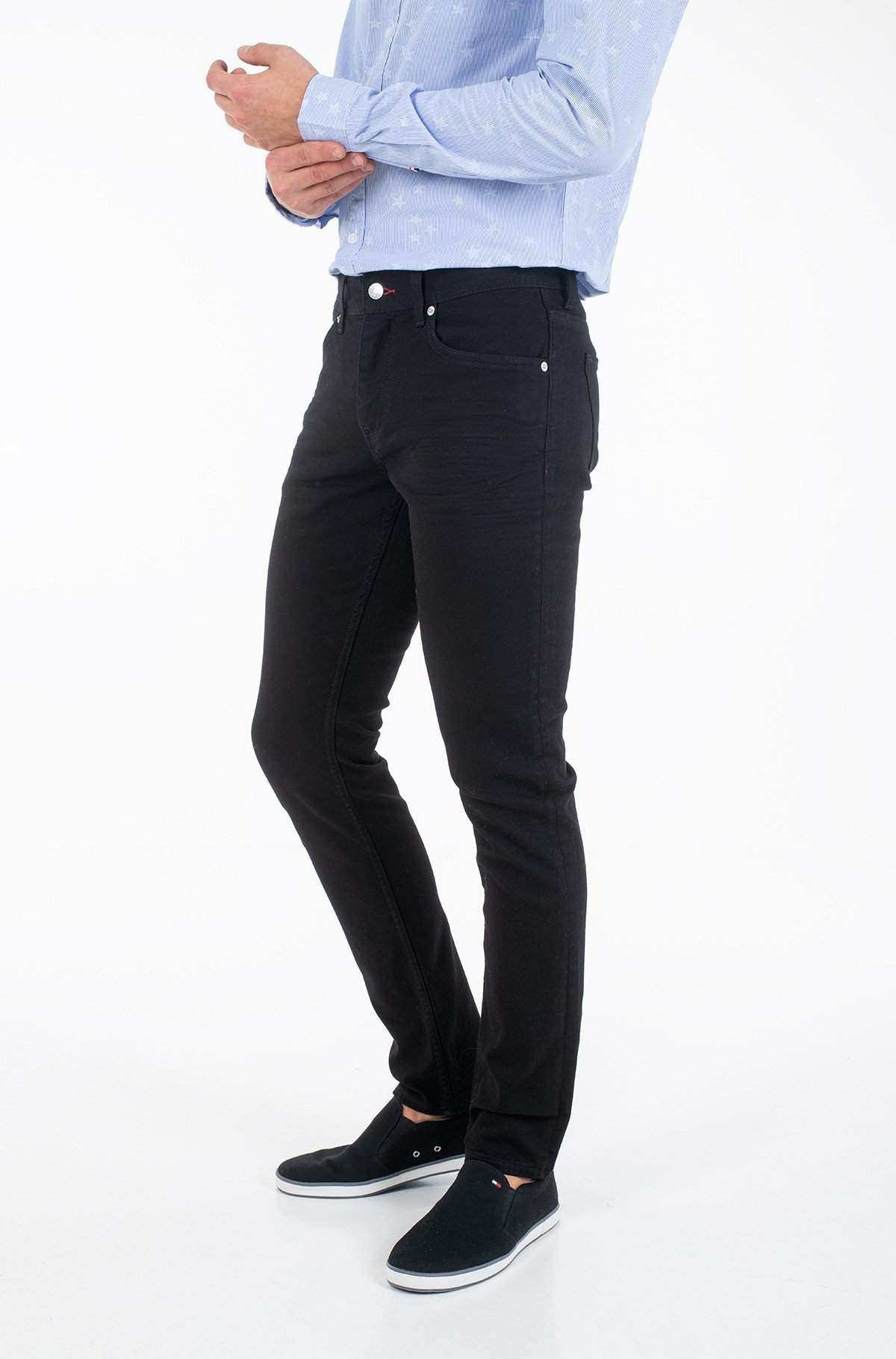 Jeans SLIM BLEECKER SSTR NAUVO BLACK-full-2