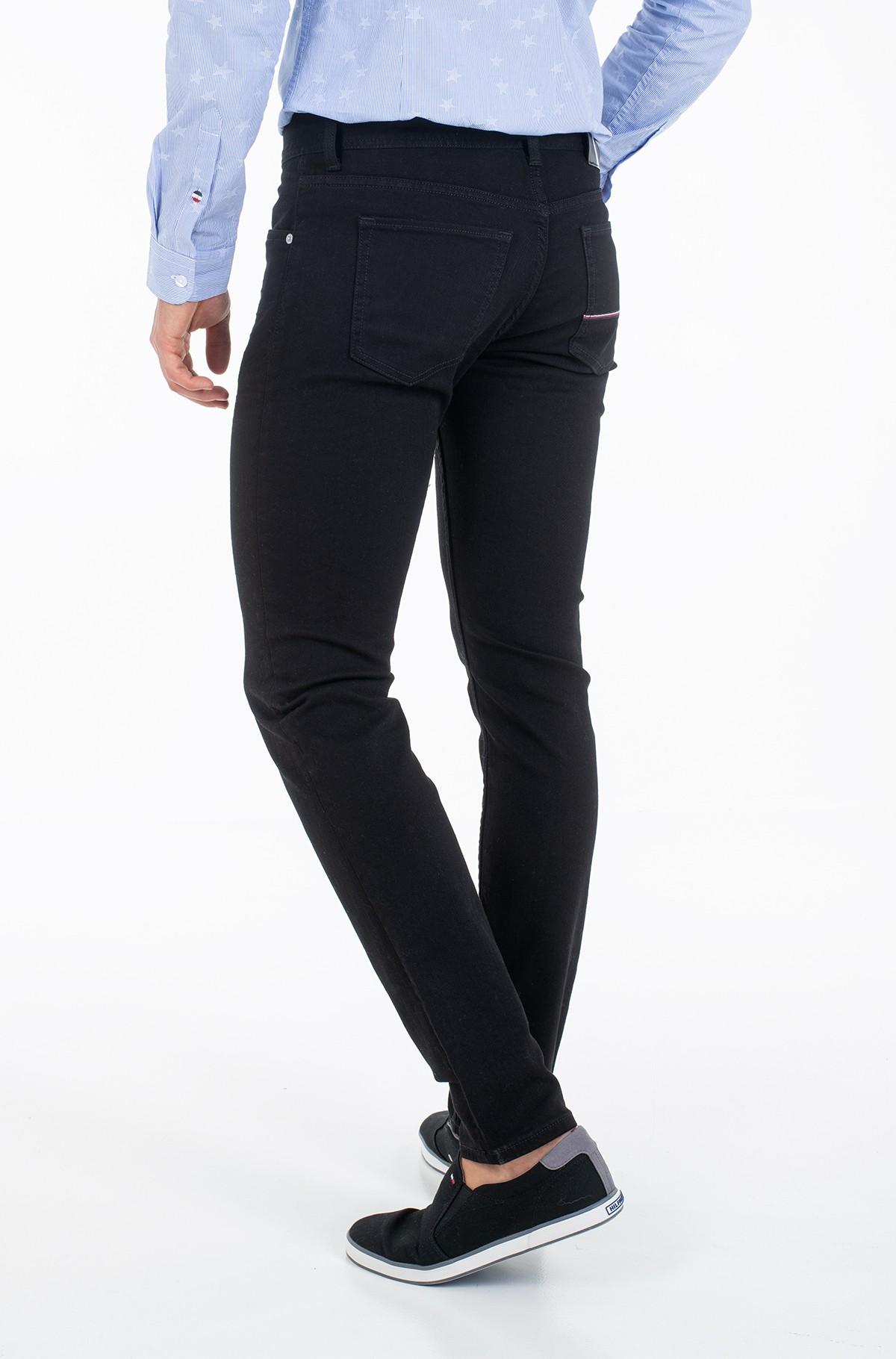 Jeans SLIM BLEECKER SSTR NAUVO BLACK-full-3