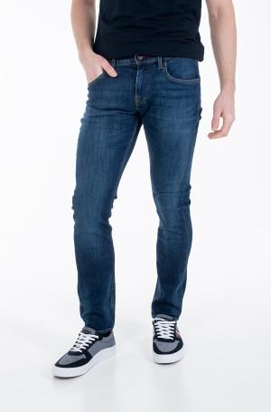 Džinsinės kelnės STRAIGHT DENTON PSTR PARK BLUE-1