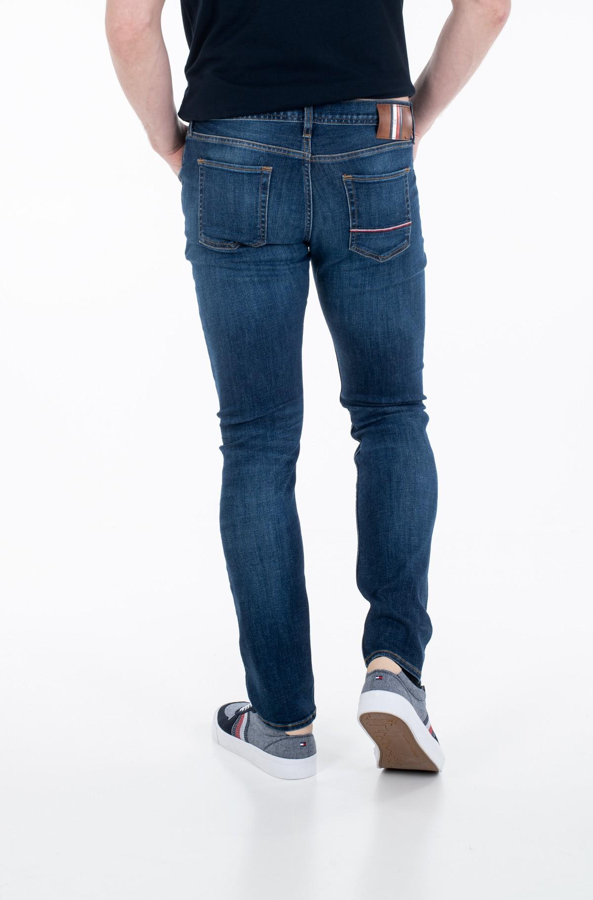 Džinsinės kelnės STRAIGHT DENTON PSTR PARK BLUE-full-3