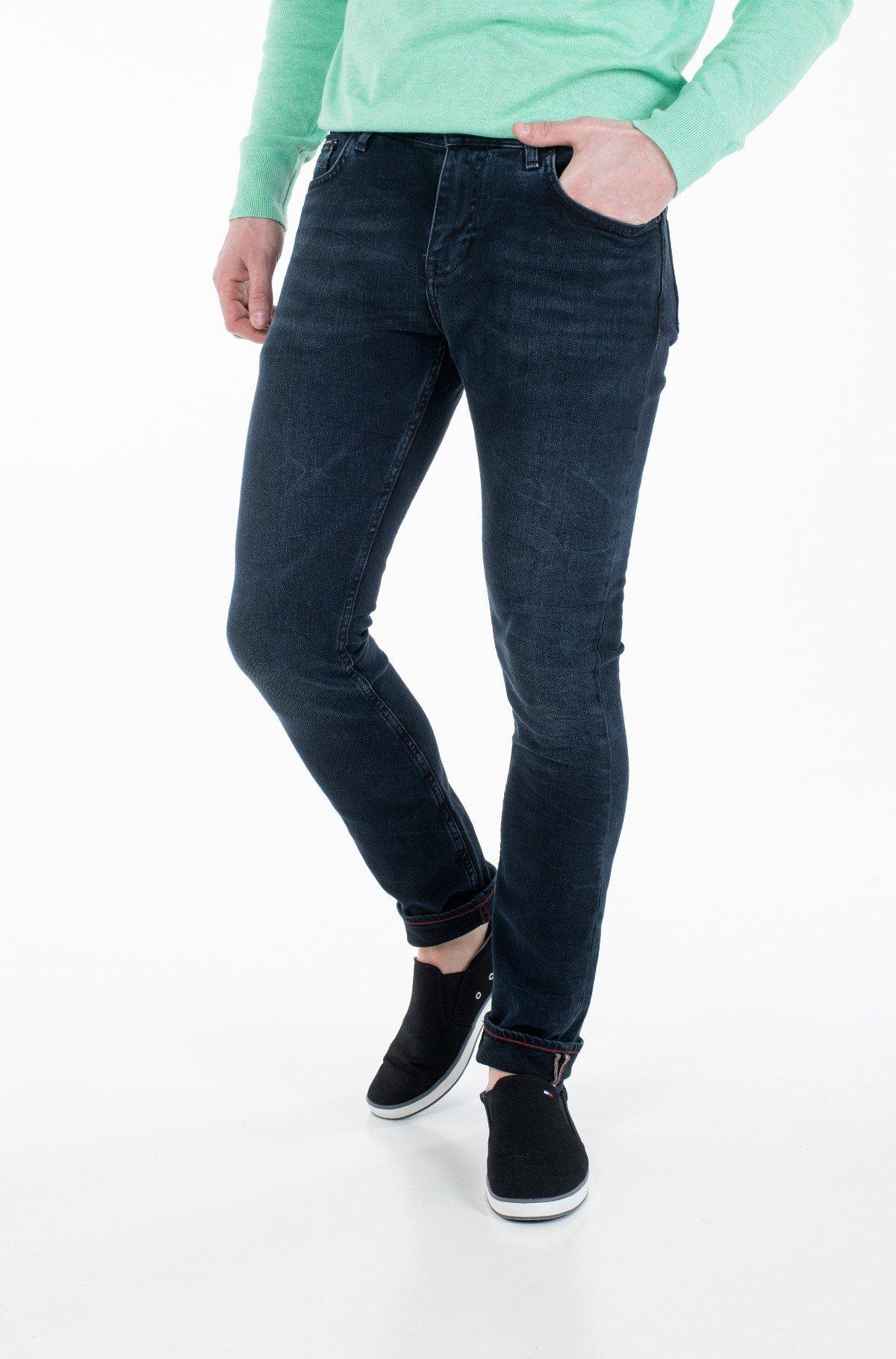 Džinsinės kelnės EXTRA SLIM LAYTON STR BURKE BLUE-full-1
