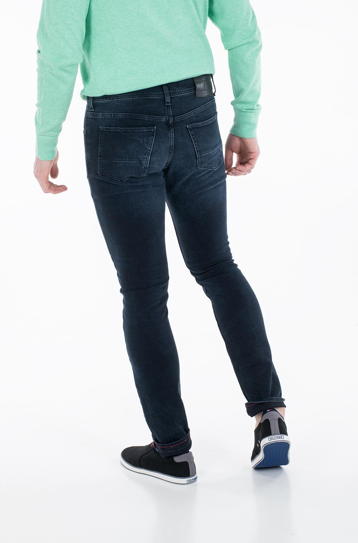 Džinsinės kelnės EXTRA SLIM LAYTON STR BURKE BLUE-full-3