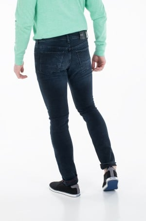 Džinsinės kelnės EXTRA SLIM LAYTON STR BURKE BLUE-3