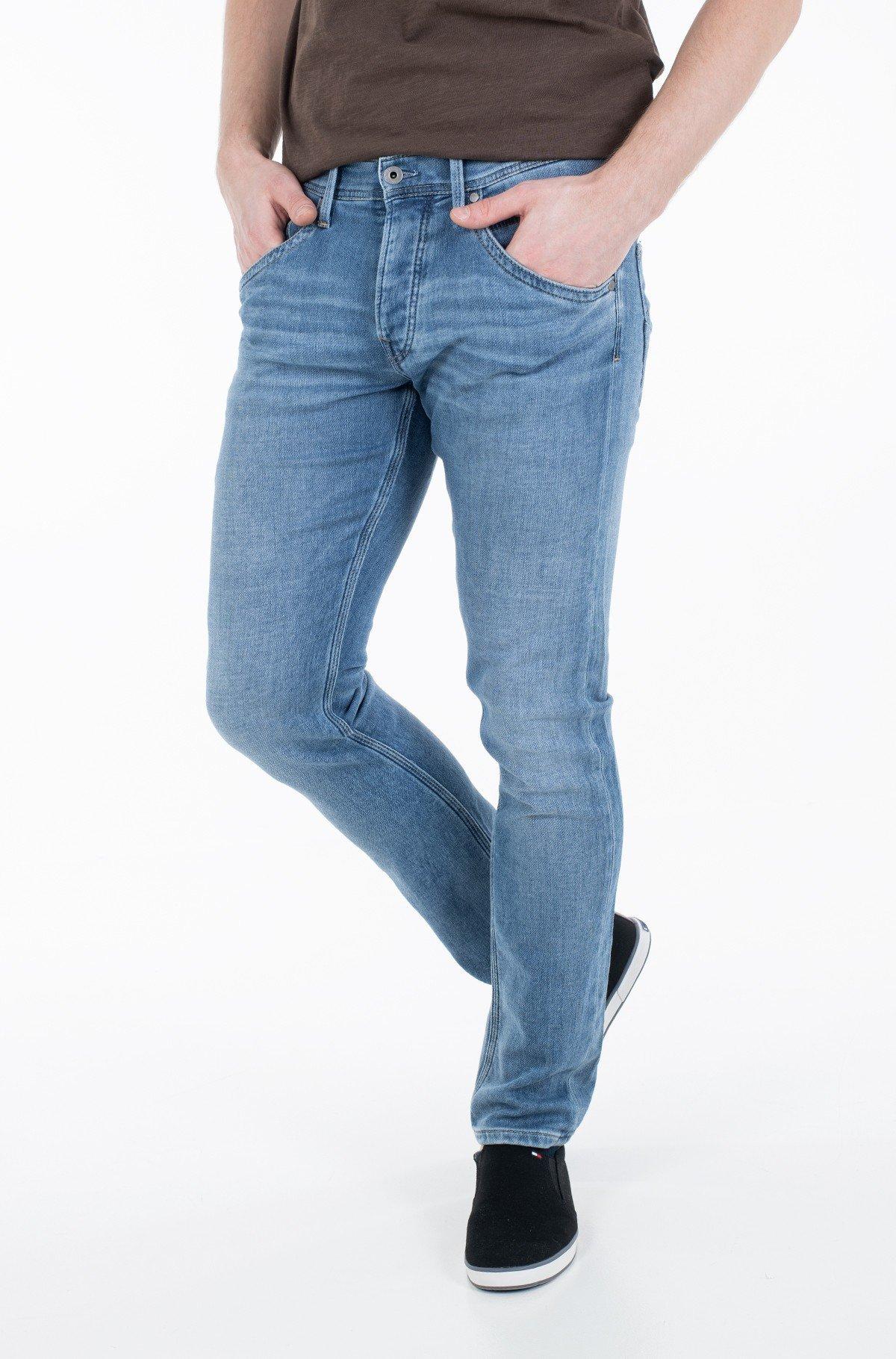 Džinsinės kelnės TRACK/PM201100NA2-full-1