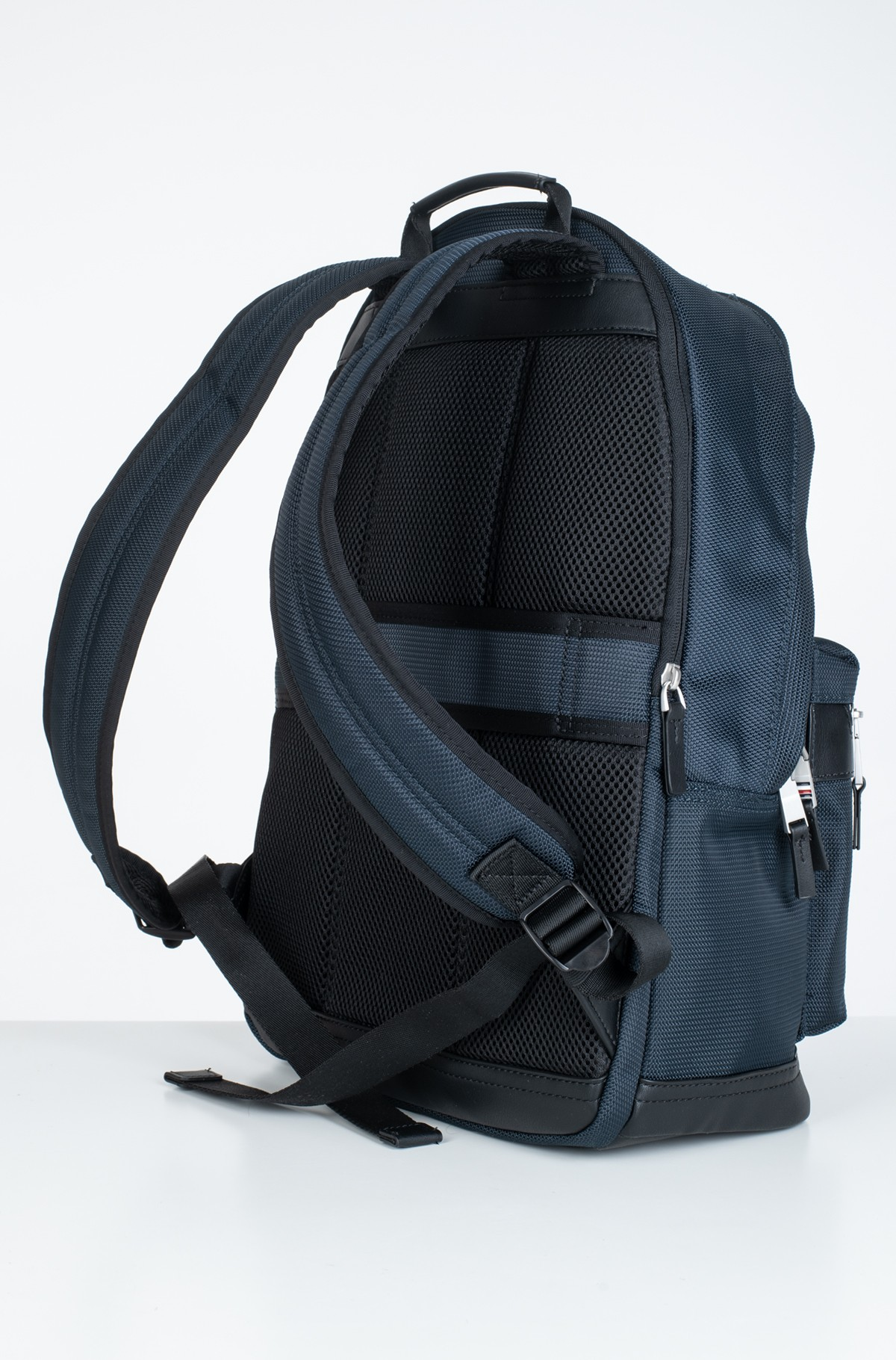 Kuprinė ELEVATED NYLON BACKPACK-full-2
