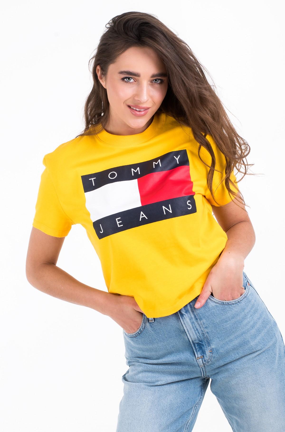 Marškinėliai TJW TOMMY FLAG TEE-full-2