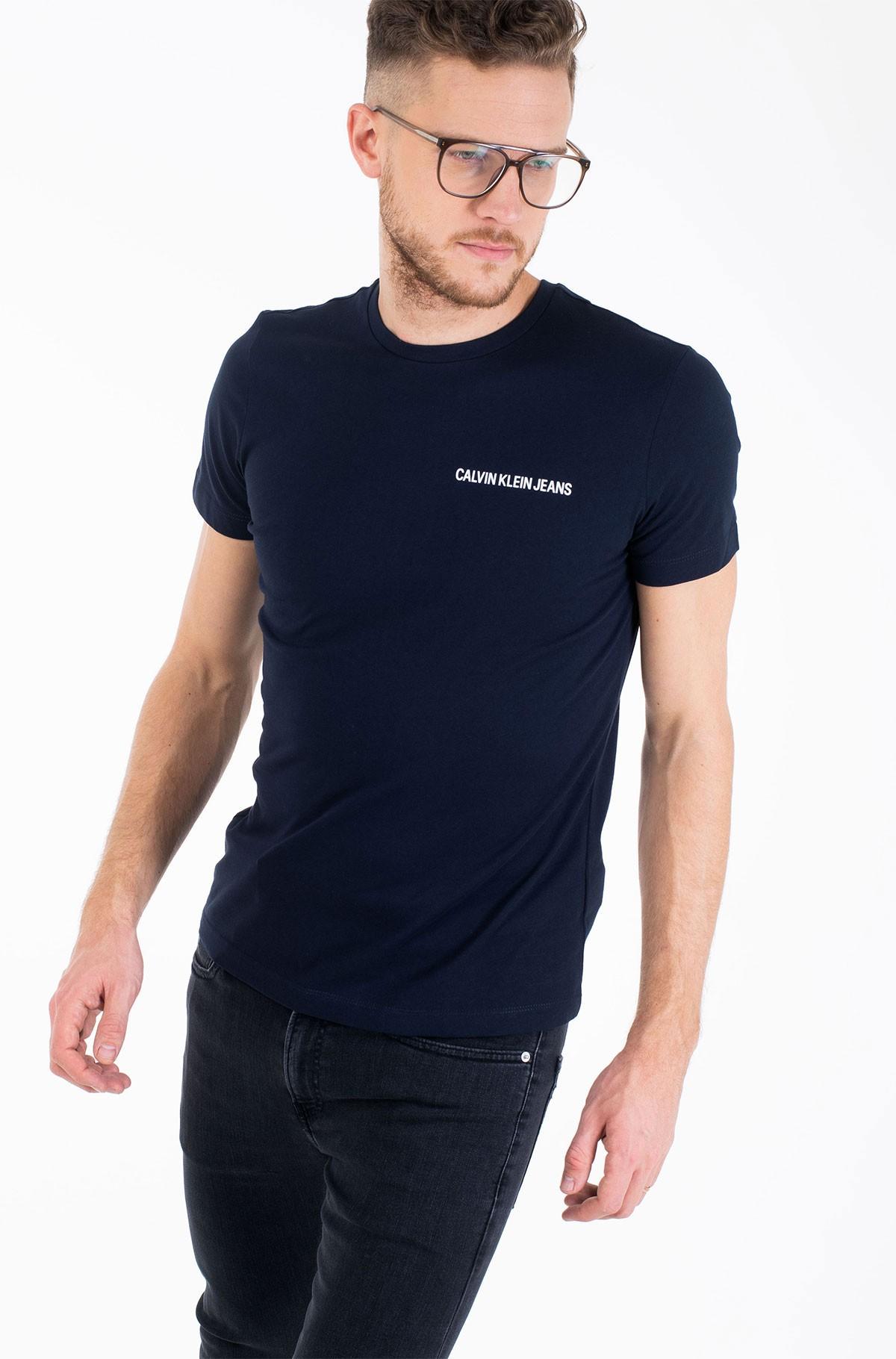 Marškinėliai CHEST INSTITUTIONAL SLIM SS TEE-full-1