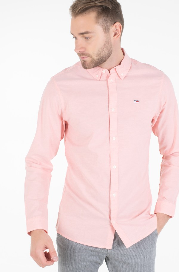 TJM STRETCH OXFORD SHIRT